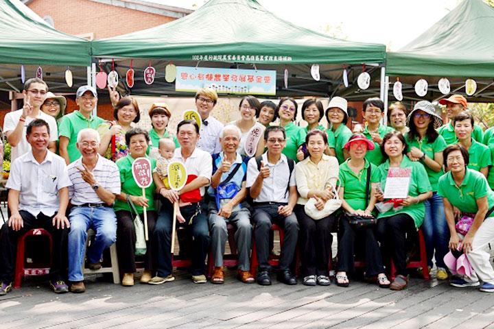 2016年國際豆類年,台灣逗陣行