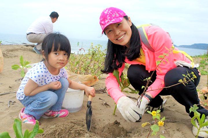 基金會經常舉辦種樹活動,邀請您一起來為自己、為台灣種棵樹吧!