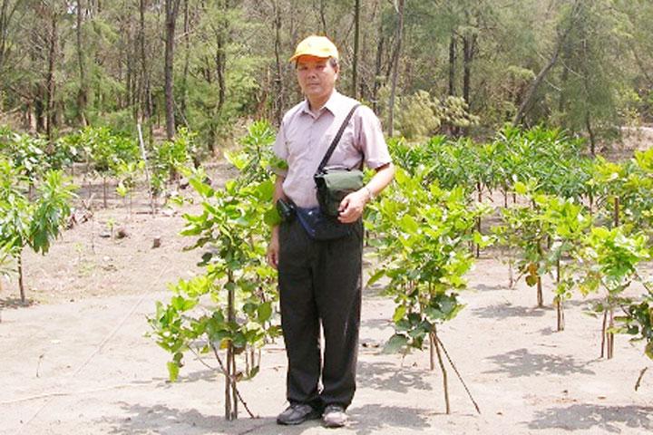 行政院農業委員會林業試驗所 陳財輝 博士