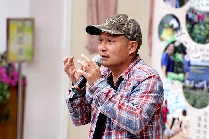 生態觀察家林青峰